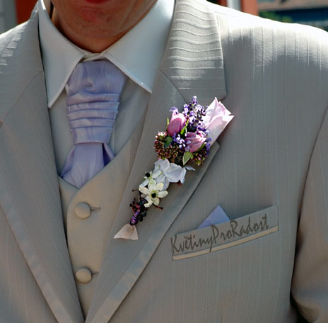 Svatebni Kvetinovy Komplet 2